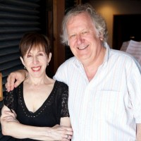 Deborah with Producer, Arranger and Pianist Ted Howe
